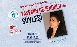 Necmettin Erbakan Üniversitesi Yasemin Gezeroğlu İle Söyleşi