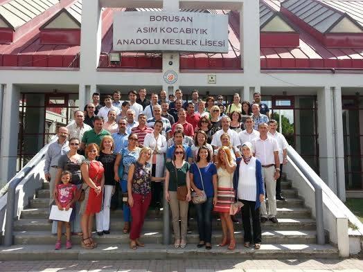 Borusan Lisesi Diksiyon Eğitimi