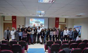 Havacı Kadınlar Haftası  Necmettin Erbakan Üniversitesi Söyleşisi