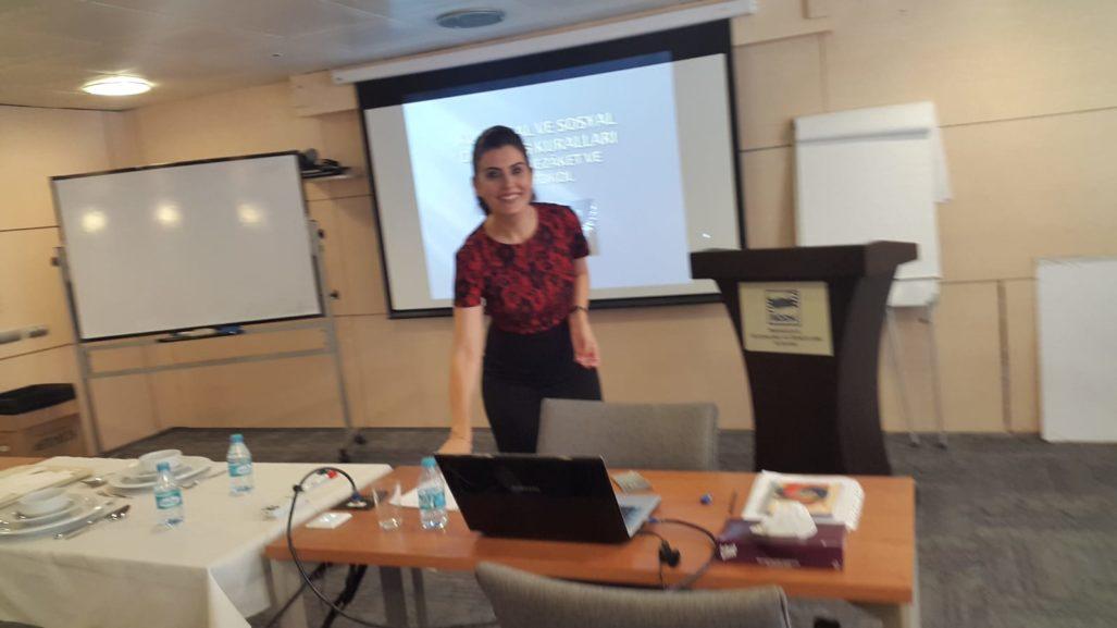 BDDK Protokol Yönetimi ve Nezâket Kuralları Eğitimi